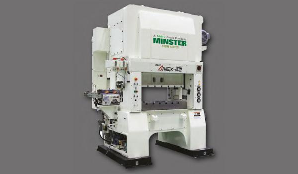 Prensa Anex • 15 - 150 ton / hasta 1400 GPM