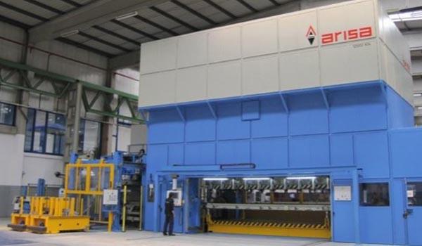 Prensas de blanking • 600 - 800 ton