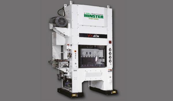 Prensa VX • 40 y 80 ton