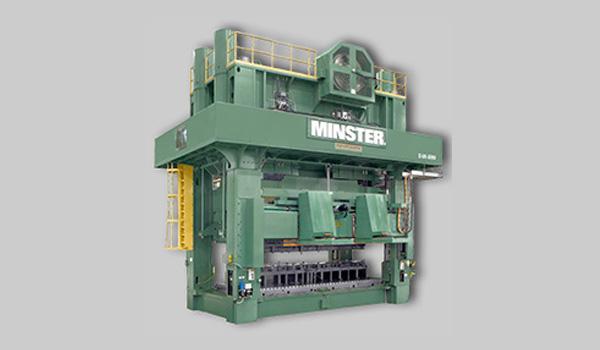 Prensa E4H • 880 - 1650 ton