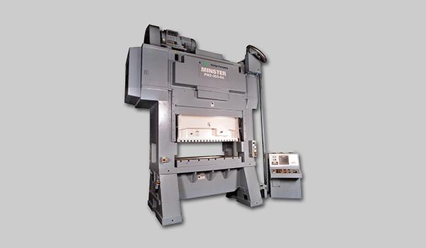 Prensa PM3 • 125 - 300 ton