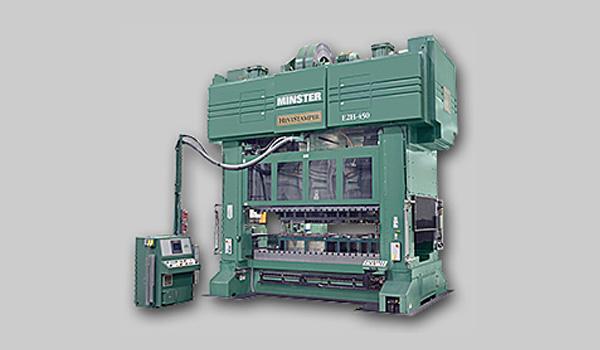 Prensa E2H • 250 - 1000 ton