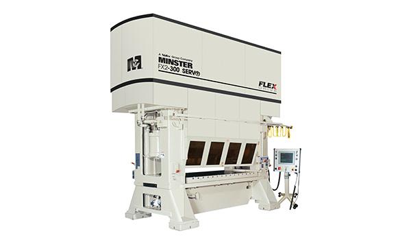FX2 300 • 330 ton
