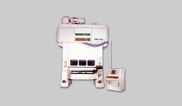 Prensa PM4 • 350 - 600 ton