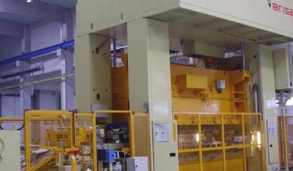 Prensas progresivas • 160 - 2500 ton